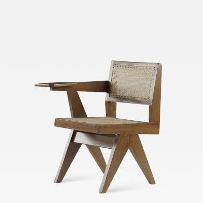 Pierre Jeanneret Writing chair known as Class room chair
