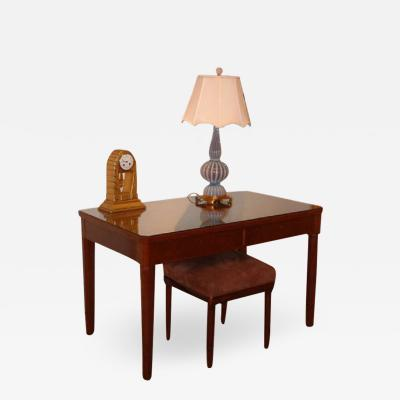 Pierre Paul Montagnac Pierre Paul Montagnac Desk and Stool