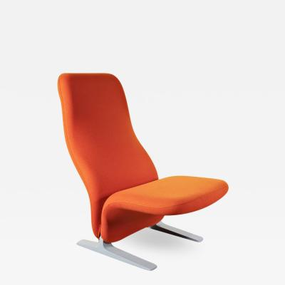 Pierre Paulin 1960s Pierre Paulin Concorde Lounge Chair for Artifort