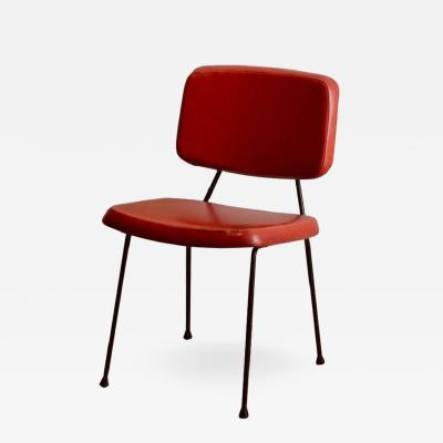 Pierre Paulin CM 196 Side Chair by Pierre Paulin