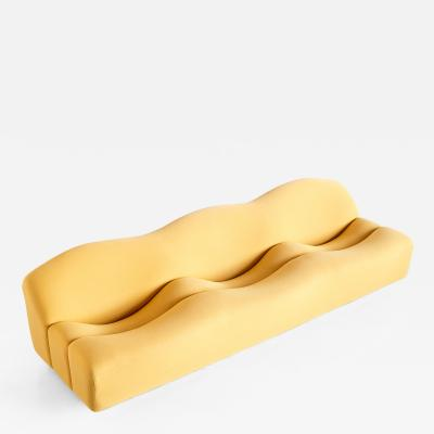 Pierre Paulin Early Edition Pierre Paulin Three Seat ABCD Sofa for Artifort late 1960s