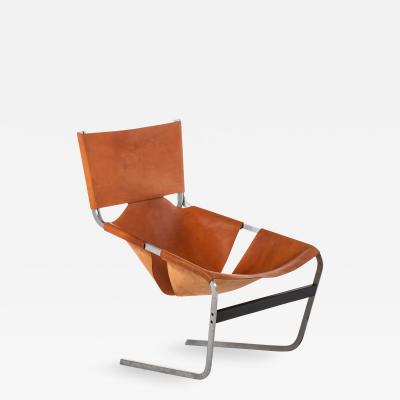 Pierre Paulin Easy Chair Model F 444 Produced by Artifort