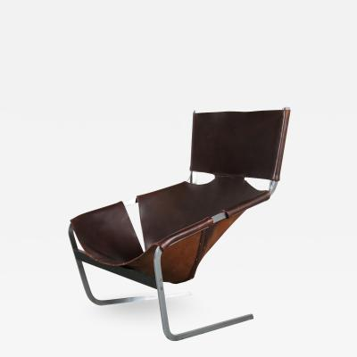 Pierre Paulin F444 Lounge Chair by Pierre Paulin for Artifort Netherlands 1960
