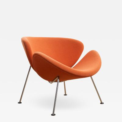 Pierre Paulin Orange Slice Chair by Pierre Paulin for Artifort