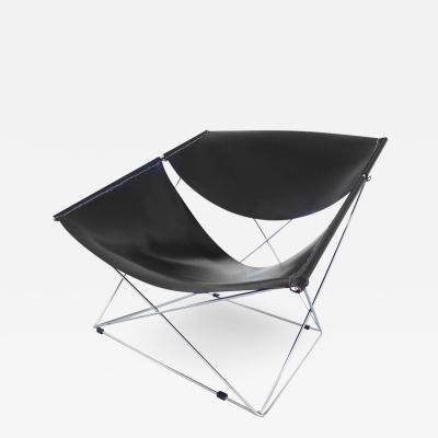 Pierre Paulin Pierre Paulin Butterfly Easy Chair for Artifort Holland 1963