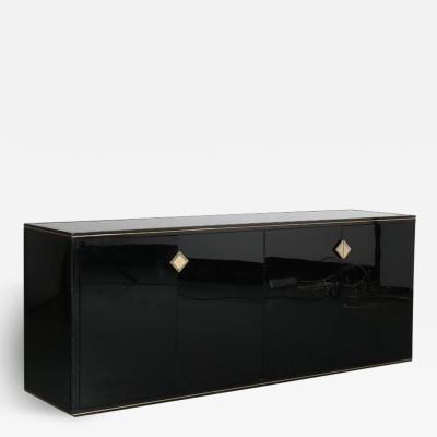 Pierre Vandel Luxurious Sideboard by Pierre Vandel for Vandel Paris France 1970