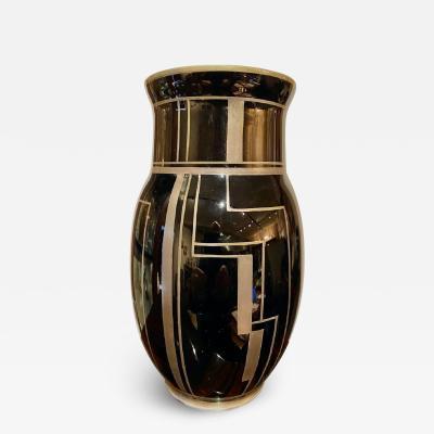 Pierre d Avesn Pierre D Avesn Modernist Art Glass from Lorrain