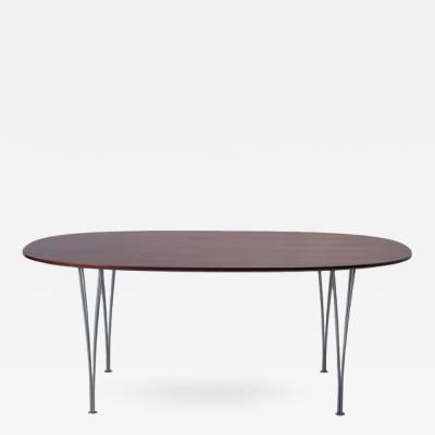Piet Hein Super Ellipse Table