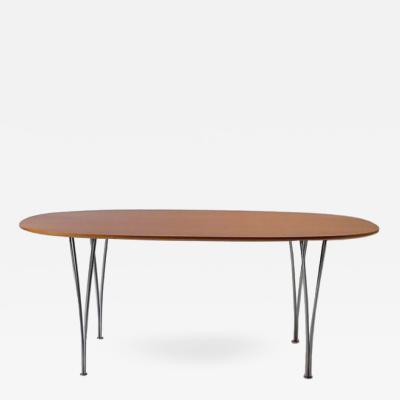 Piet Hein Superellipse Table