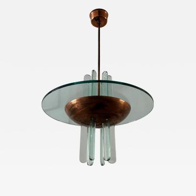 Pietro Chiesa Ceiling Light