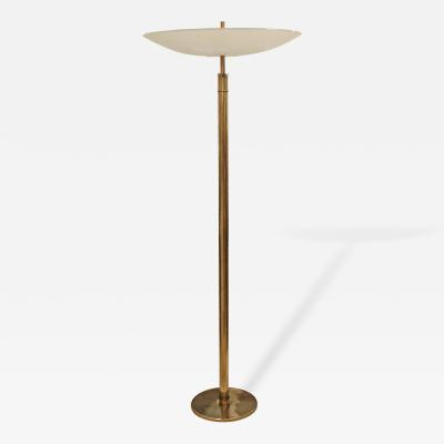 Pietro Chiesa Floor Lamp Designed by Pietro Chiesa for Fontana Arte