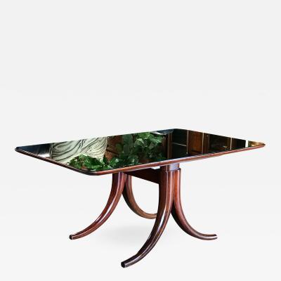 Pietro Chiesa Mirror Coffee Table by Pietro Chiesa for Fontana Arte 1950