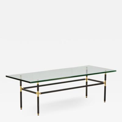 Pietro Chiesa Mod 1736 Coffee Table by Pietro Chiesa for Fontana Arte 1950s