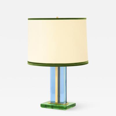 Pietro Chiesa Rare Pietro Chiesa Attrib Fontana Arte Table Lamp Italy 1940 s