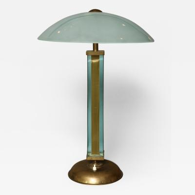 Pietro Chiesa Table Lamp by Pietro Chiesa