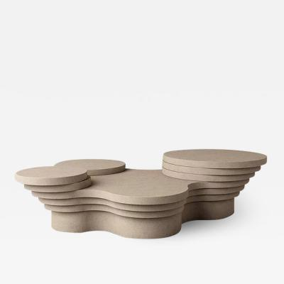 Pietro Franceschini Slice Me Up Sculptural Coffee Table by Pietro Franceschini
