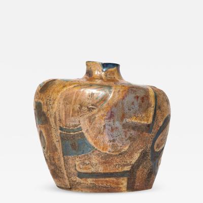 Pietro Melandri Studio built Vase by Pietro Melandri