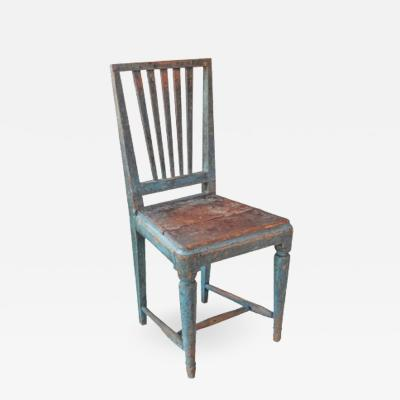 Pimitive Swedish Side Chair