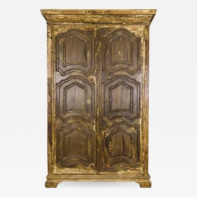 Pine Wardrobe 18th Century Spain