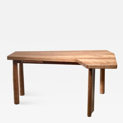 Pine free form Campagne style desk