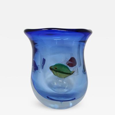 Pino Signoretto Aquarium Vase by Pino Signoretto
