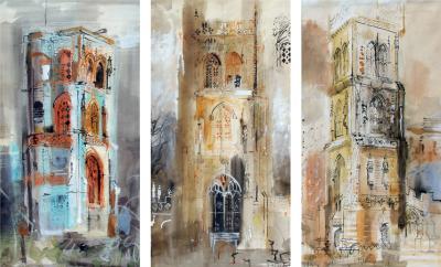 John Piper Three Somerset Towers