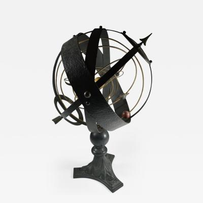 Planetarium Orrery Globe Armillary Sculpture