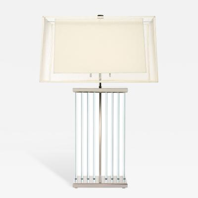 Plate Table Lamp