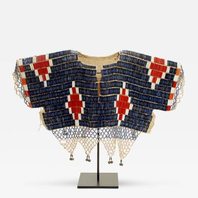 Plateau Indian Beaded Top