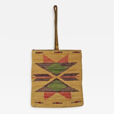 Plateau Nez Perces Cornhusk Bag