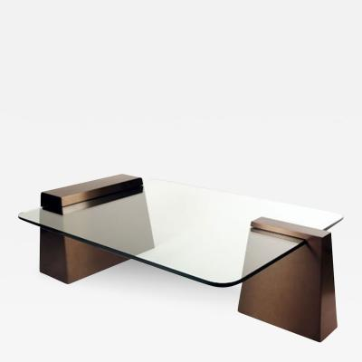 Plinth Cocktail Table