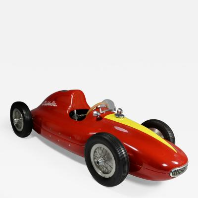 Porsche Type 360 Cisitalia Grand Prix Model Tether Race Car