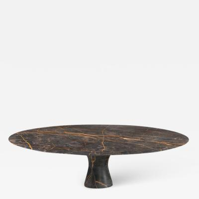 Port Saint Laurent Refined Contemporary Marble Low Table