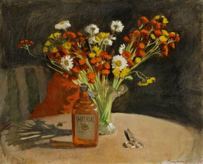 Fairfield Porter Flowers