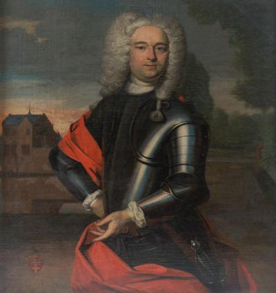 Portrait Painting of a Nobleman