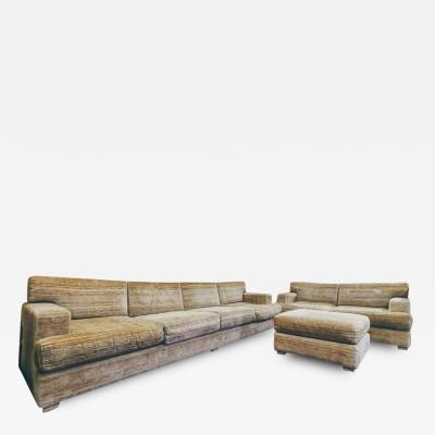 Portuguese Sofa Made by Hand 1980