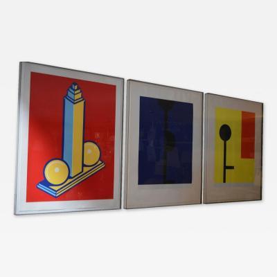 Posters Art Center College of Design by John Van Hamersveld