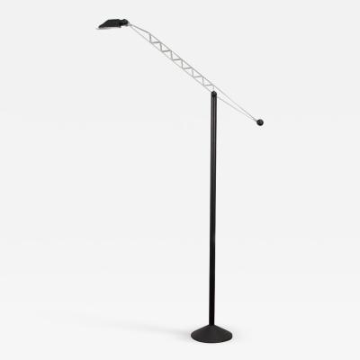 Postmodern Crane Floor Lamp