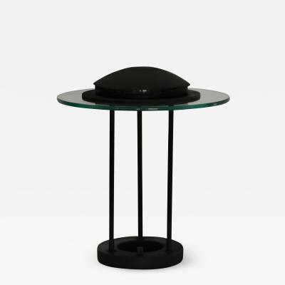 Postmodern Matte Black Table Lamp