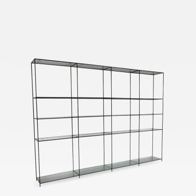 Poul Cadovius Large Abstracta System Cabinet by Poul Cadovius Denmark 1950