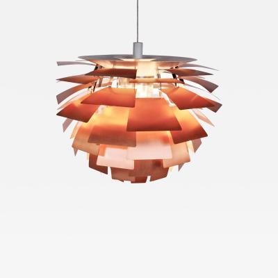 Poul Henningsen Artichoke Lamp by Poul Henningsen for Louis Poulsen Denmark 1960