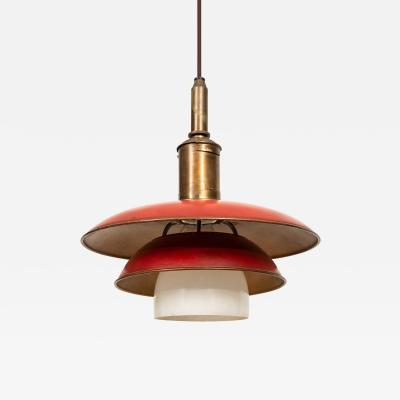 Poul Henningsen Ceiling Lamp Model PH 3 3 Produced by Louis Poulsen
