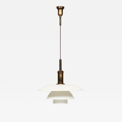 Poul Henningsen Ceiling Lamp Model PH 5 5 Produced by Louis Poulsen