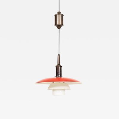 Poul Henningsen Ceiling Lamp Produced by Louis Poulsen