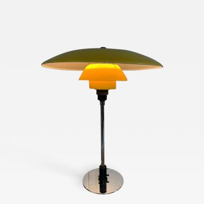 Poul Henningsen Danish Table Lamp by Poul Henningsen Model PH 3 2