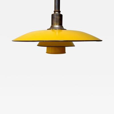 Poul Henningsen PH 3 2 pendant lamp with brass socket metal