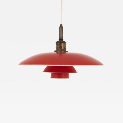 Poul Henningsen PH 5 3 Pendant in copper