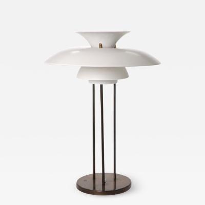 Poul Henningsen POUL HENNINGSEN Table lamp circa 1950 Denmark