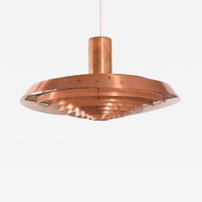 Poul Henningsen Plate Pendant Lamp by Poul Henningsen for Louis Poulsen