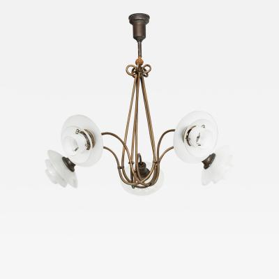 Poul Henningsen Poul Henningsen Ceiling Lamp PH Basket PH 2 Produced by Louis Poulsen